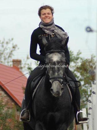 """2010.04.18 - Ja i moje """"koniejakmalowane"""""""